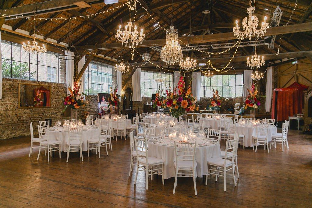 Hochzeitslocation Wasserburg Geretzhoven Festsaal