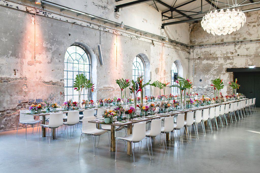 Hochzeitslocation Harbour Club Köln Festsaal