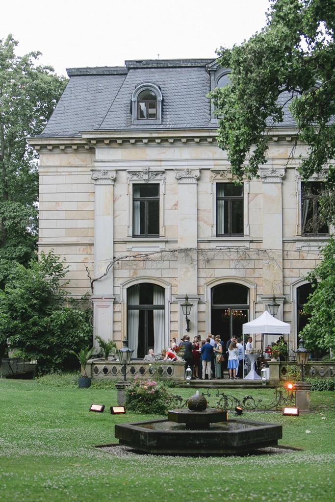Foto Hochzeitslocation Villa Stella Reni in Bonn