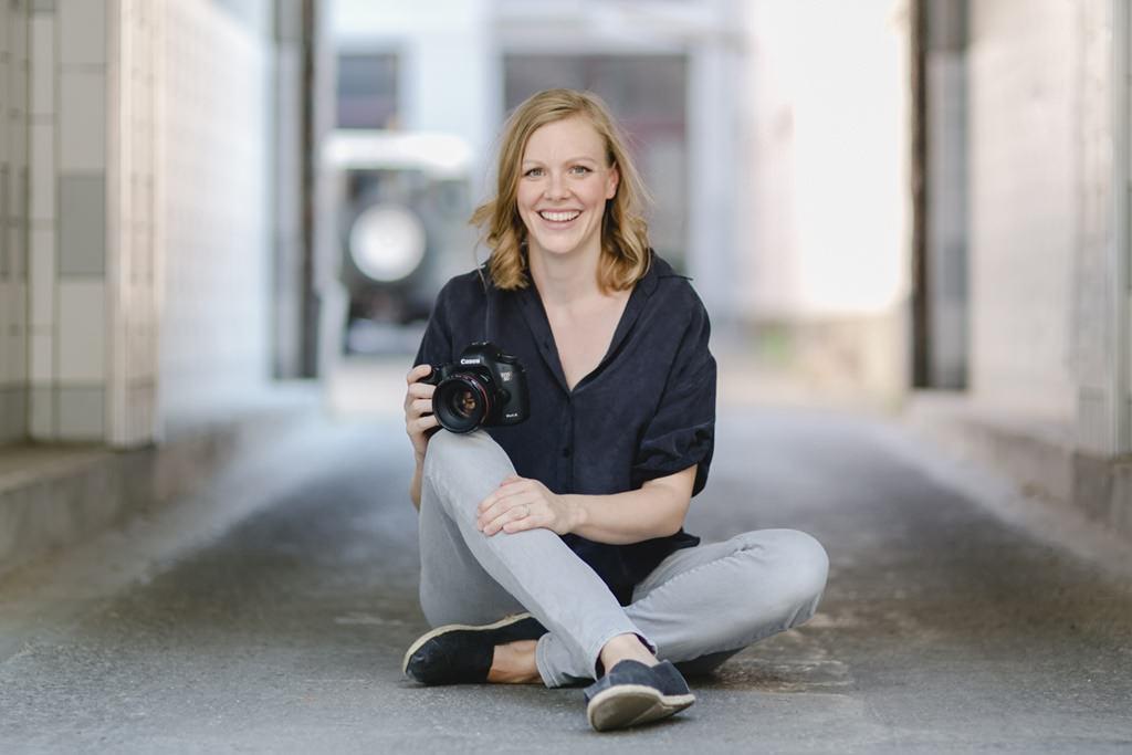 Portraitfoto von Hochzeitsfotografin Hanna Witte aus Köln