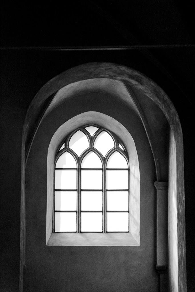 ein wunderschönes Fenster in der Jesuitenkirche St. Peter in Köln | Foto: Hanna Witte