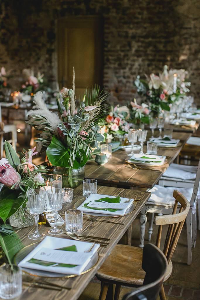 Hochzeitsfeier im Rittergut Orr | Hochzeitsfoto: Hanna Witte
