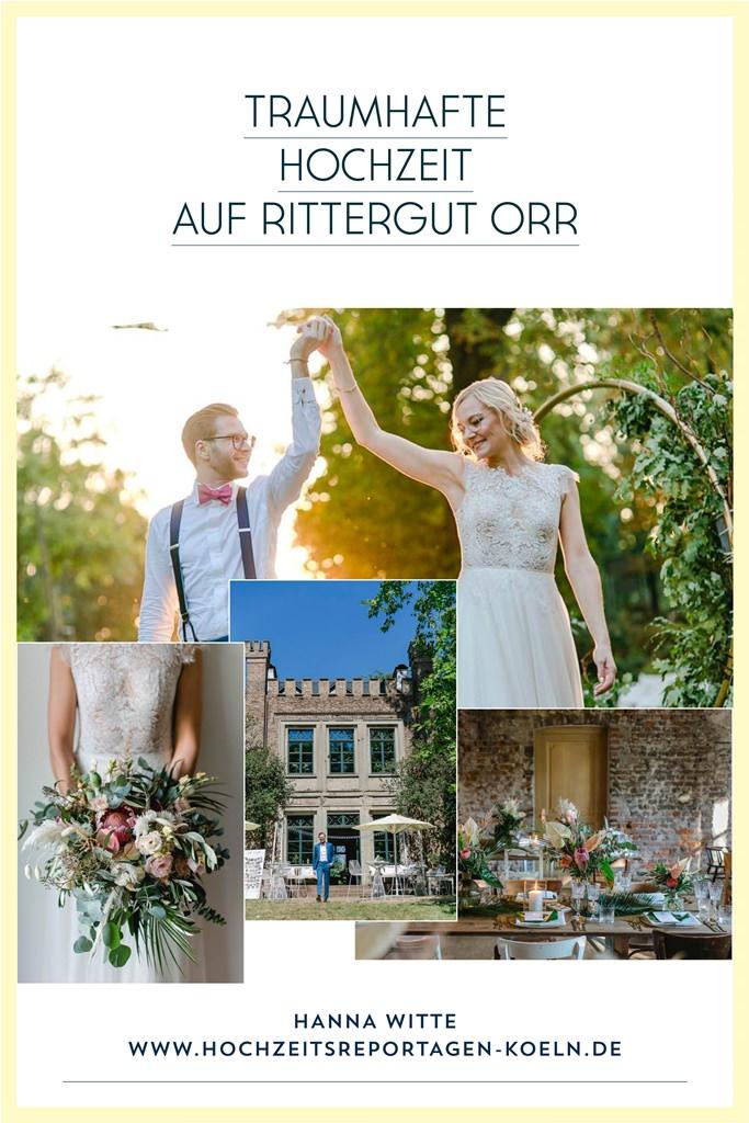 Traumhafte Hochzeit auf dem Rittergut Orr fotografiert von Hanna Witte